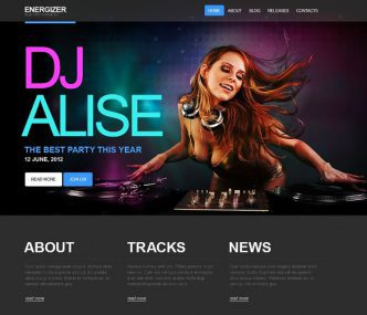 DJ websites