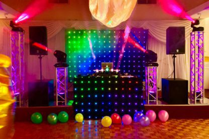 Start a mobile disco business