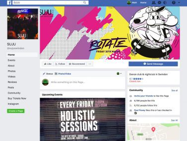 More DJ bookings with Facebook
