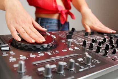 Practice DJing as much as possible