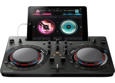 Pioneer DDJ-WeGO4 works with Spotify