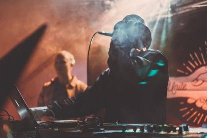 Get more DJ gigs at festivals
