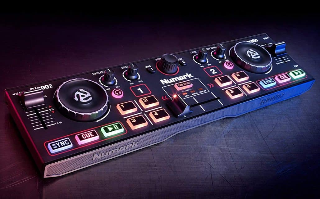 Apple music DJ Controller
