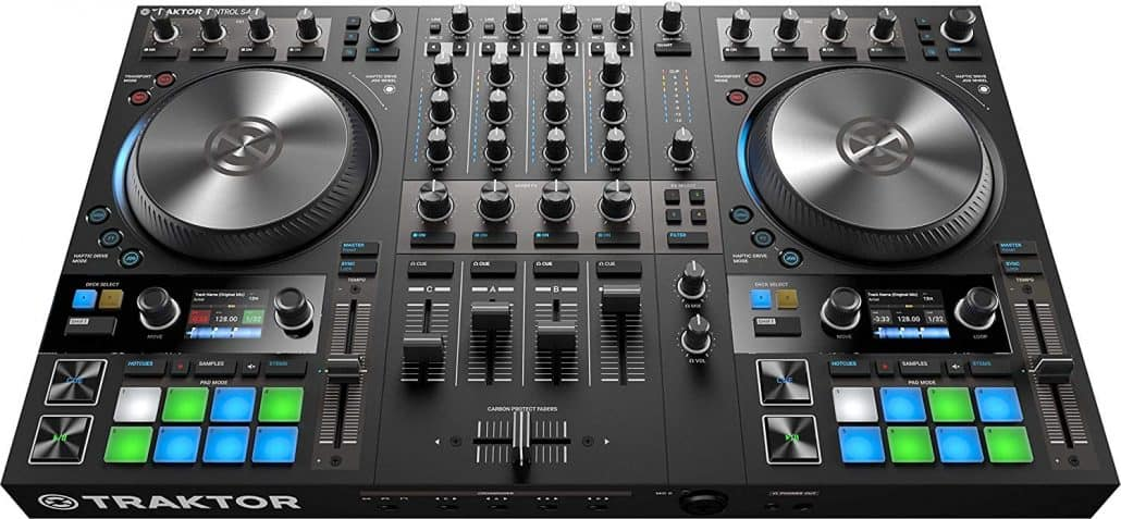 My favourite DJ hardware