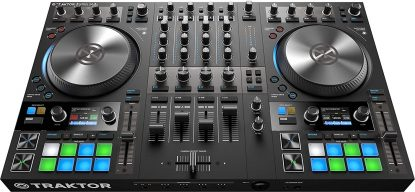 Traktor Kontrol S4 beat matching advice