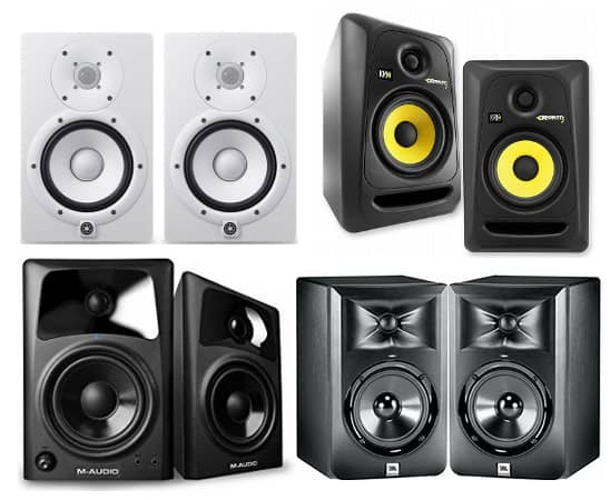 Best DJ Monitors for home use