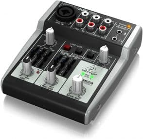 Beringer 302usb audio interface