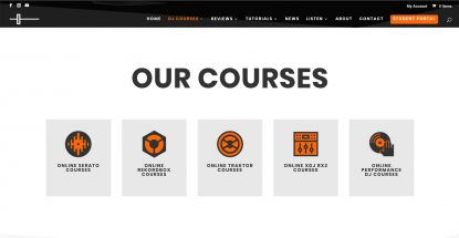 Online DJ Courses for Traktor