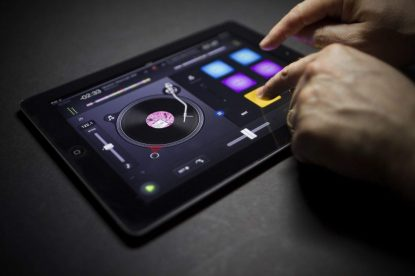 How to DJ with an iPad