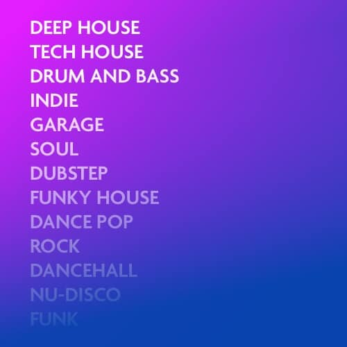 DJ Music genres to try