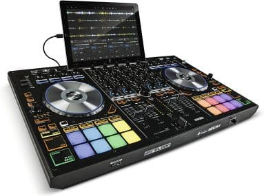 DJ gear for live streaming