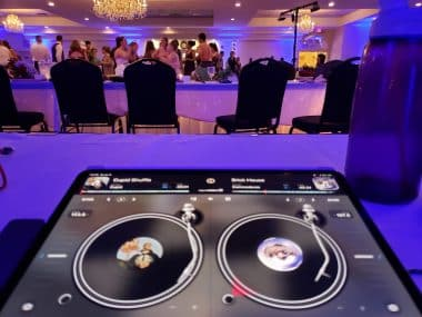 Should you DJ with an iPad?