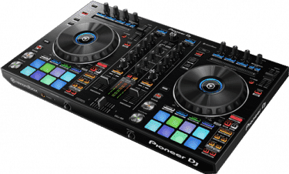 DJ Controllers and mixers for Twitch