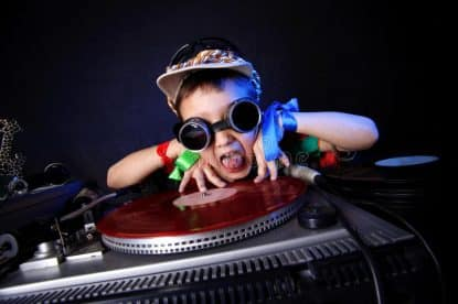 Best DJ gear for kids and teenagers